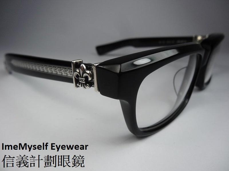 4f56c81ba2 ... genuine Chrome Hearts SPLAT-A full-rim frames for prescription eyeglasses  spectacles made in Japan   ImeMyself eyewear   CP ratio   Amazon Farfetch  eBay